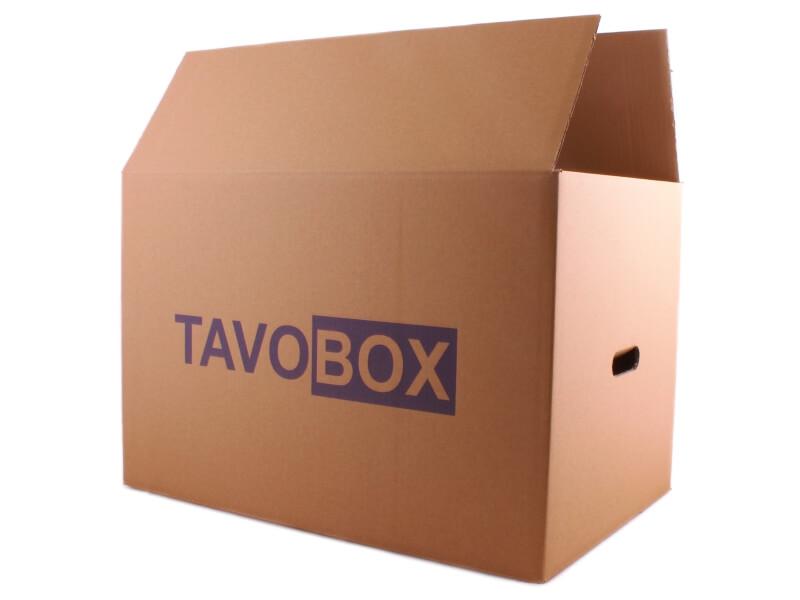 Krabice na stěhování TAVOBOX